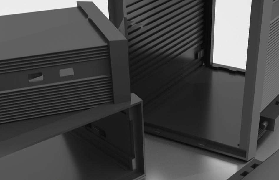 Contenitori In Plastica Per Elettronica E Contenitori Per Componenti